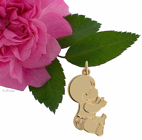 Moms smidgens babies baby pendants and charms for mothers aloadofball Choice Image